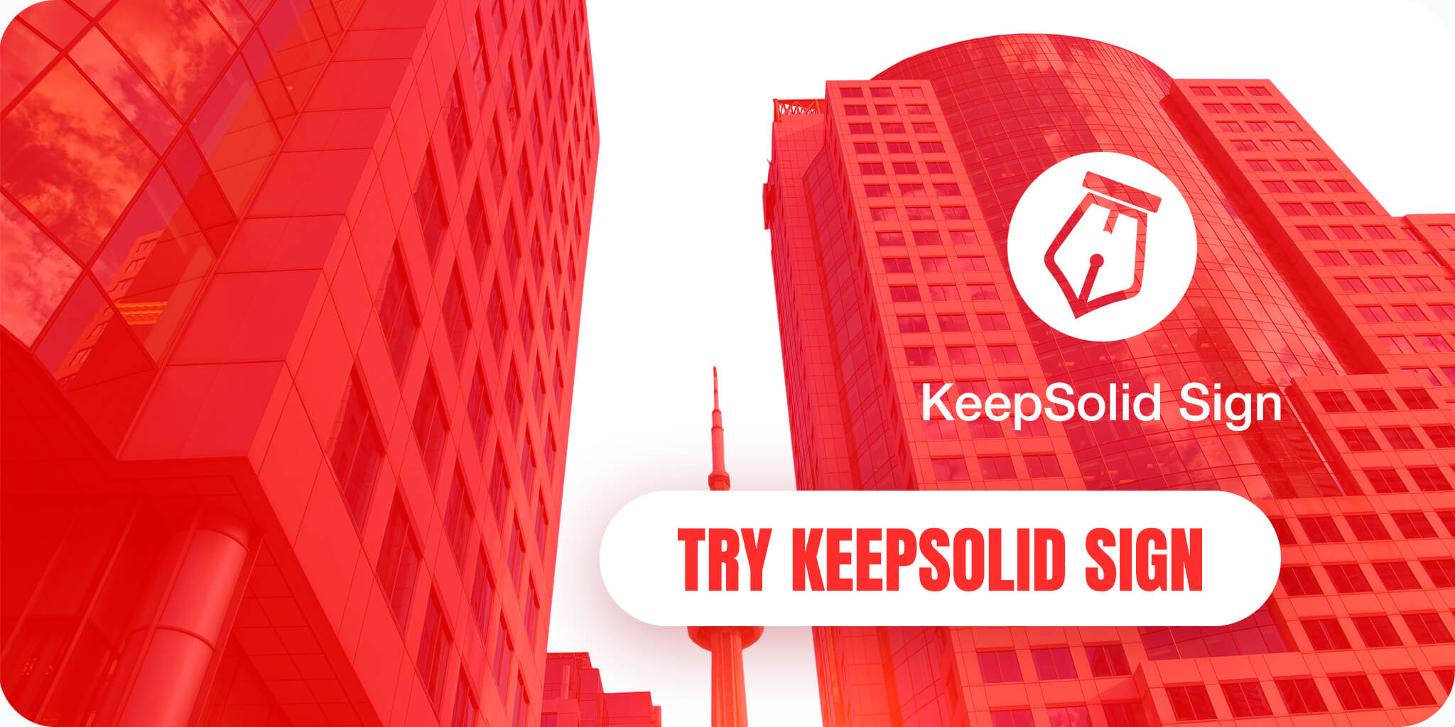 Try KeepSolid Sign as your e-Signature software in Canada.